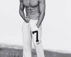 #KekeGist: Pietro Boselli, the World's S3xiest Math Teacher, Inks a Modeling Contract With Armani