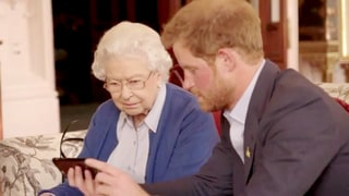Queen Elizabeth II and Prince Harry Are Not Impressed by the Obamas' Invictus Games Trash Talk