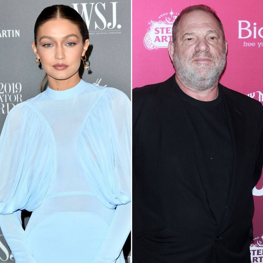 Gigi Hadid Called to Potentially Serve on Jury for Harvey Weinstein Case Criminal Court
