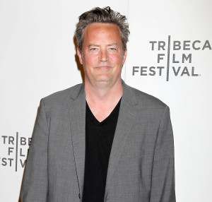 Matthew Perry's GF Molly Hurwitz Honors Him With Valentine's Day Post