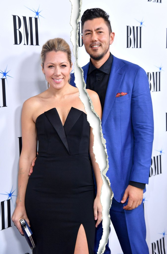 Colbie Caillat Ends Engagement to Justin Young Tear Split BMI Country Awards