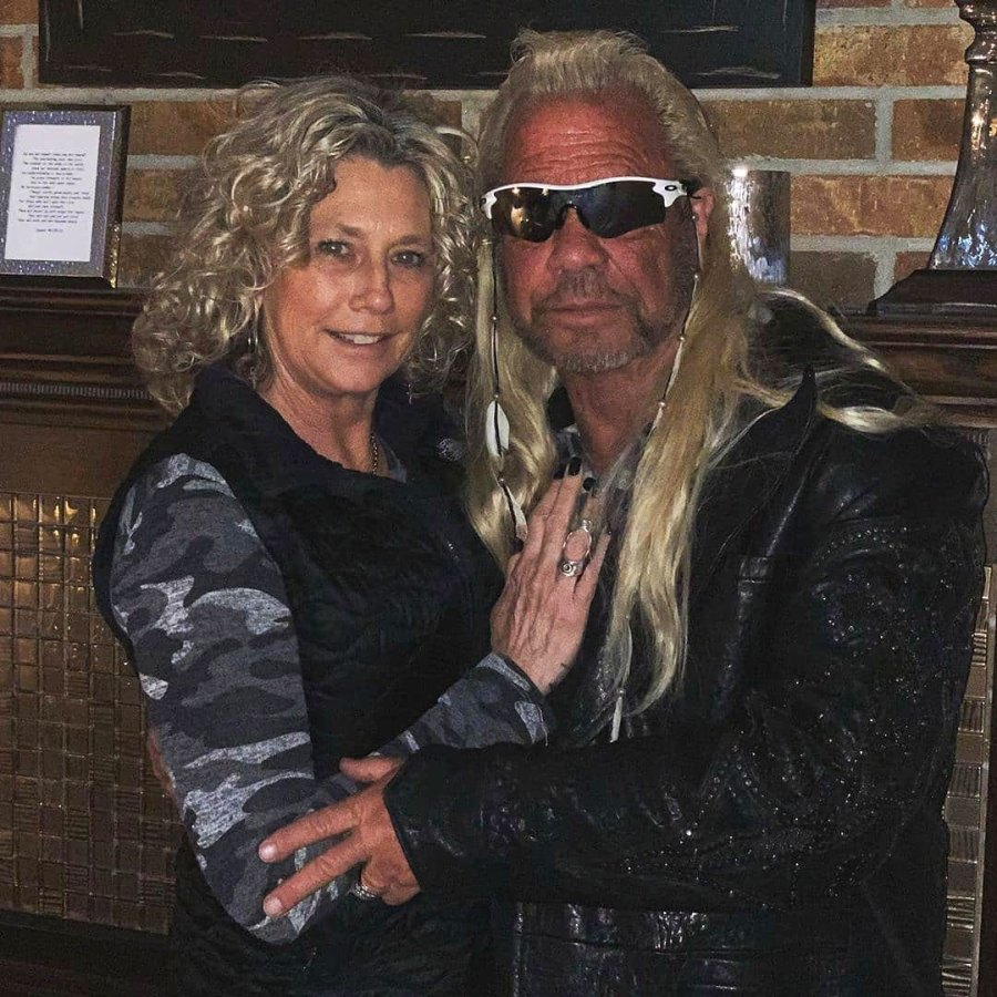Dog the Bounty Hunter and Beth Chapmans Daughter Bonnie Reacts to His Engagement to Francie Frane