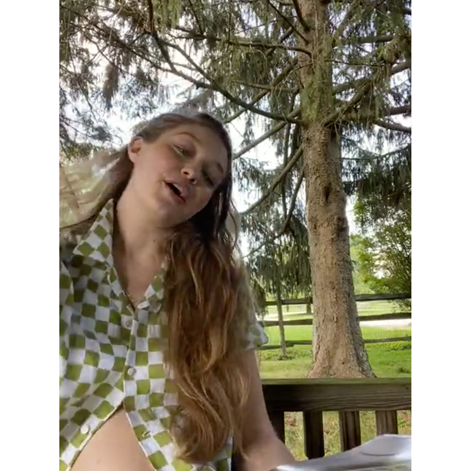 Growing! Pregnant Gigi Hadid Gives Rare Glimpse at Her ...