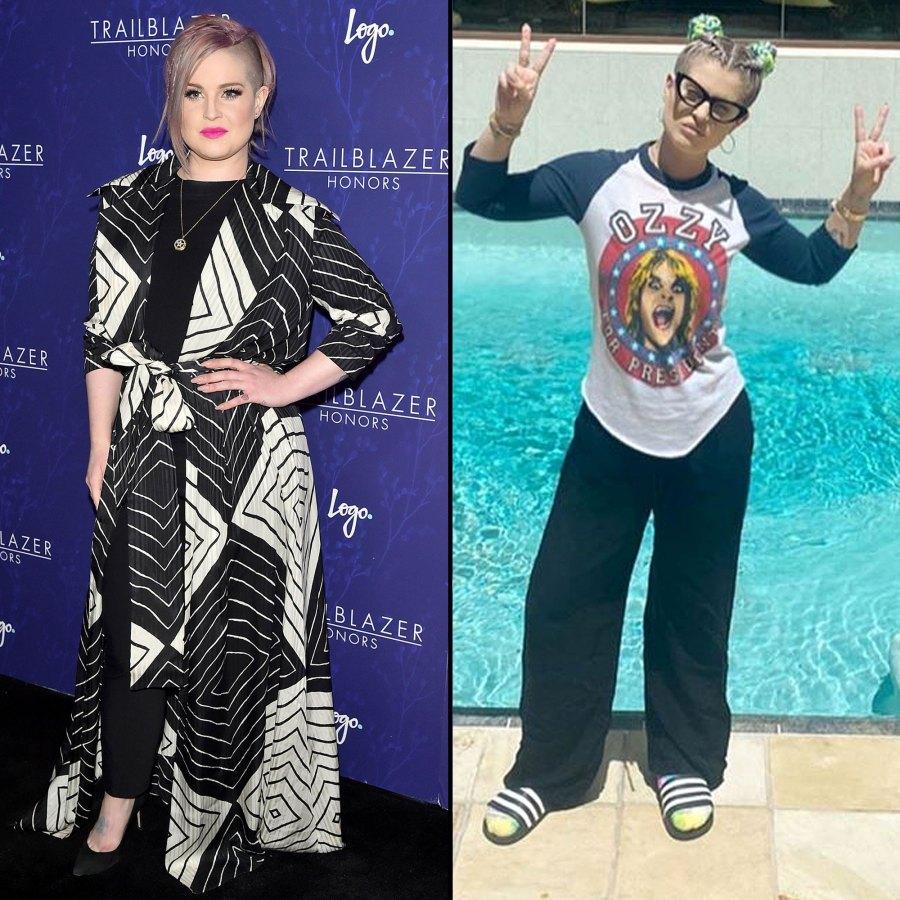 Kelly Osbourne Reveals She Had Gastric Sleeve Surgery 2 ... Kelly Osbourne Weight