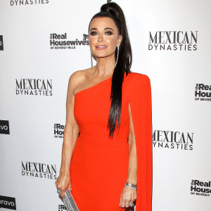 Kyle Richards Urges to Get Mammograms, Do Self-Exams After Mom's Cancer Death
