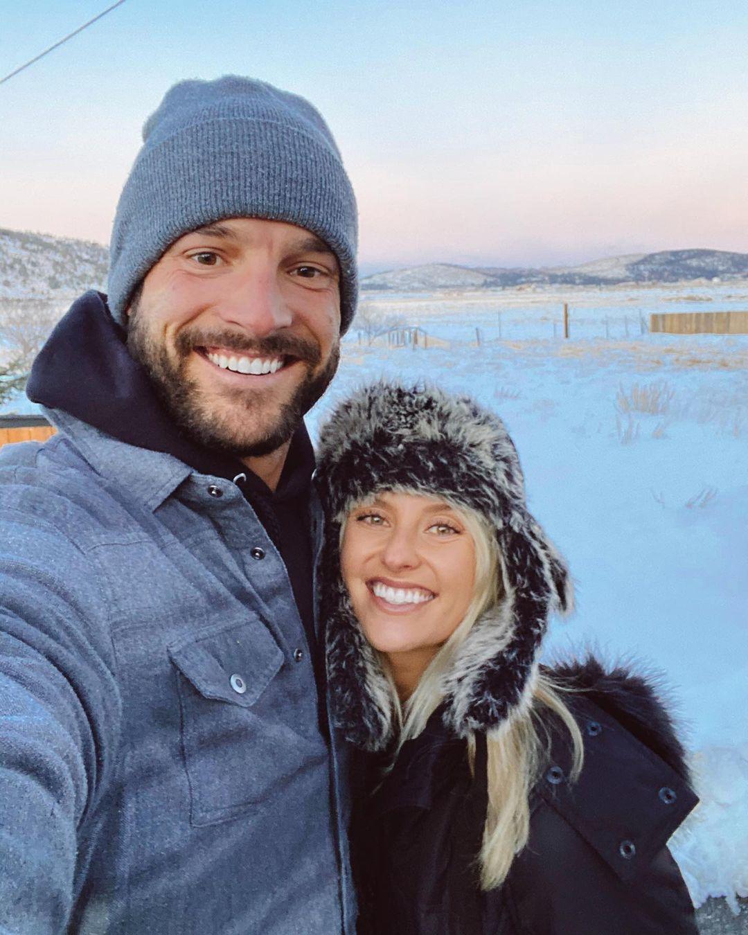 Garrett Yrigoyen Spends Thanksgiving With New Girlfriend Alex Farrar In Idaho.jpg
