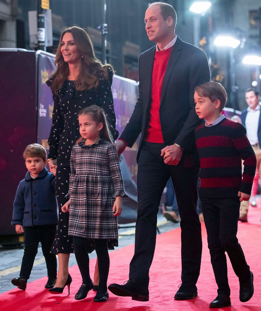 Kate Middleton Birthday With the Kids Red Carpet Debut