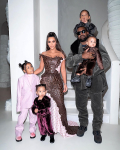 Kim Kardashian Kanye West Kids Dont Know Anything About Marriage Trouble