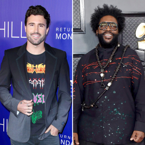 Brody Jenner Questlove to DJ at Gatsby's Cocktail Lounge Las Vegas Opening