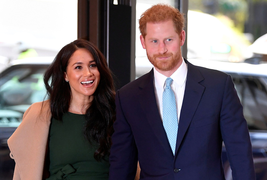 Prince Harry and Meghan Markle Asked Queen Elizabeth II for Lilibet Name Approval 2